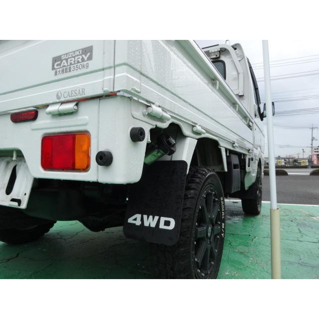 オリジナル 4WD マッドガード 泥よけ キャリイ スクラム ミニキャブ クリッパー|samuraipick|03