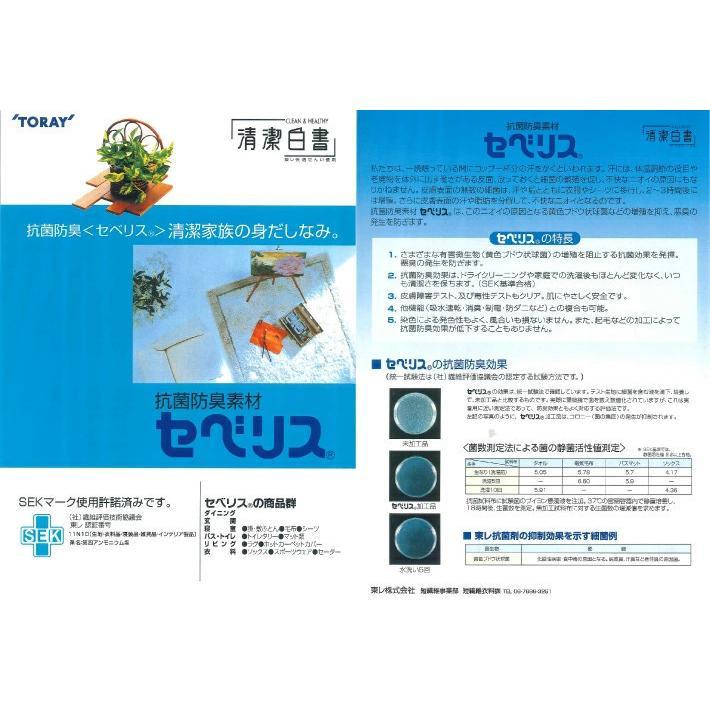 洗える 抗菌・防臭 防滑「ローズ&キャット」トイレマット 単品 65×80cm|san-luna|05