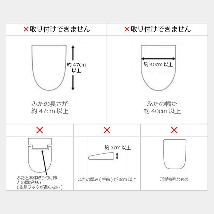 トイレタリー 4点セット 「コットン パヴェ」綿100% 日本製 洗える アイボリー 55×60|san-luna|11