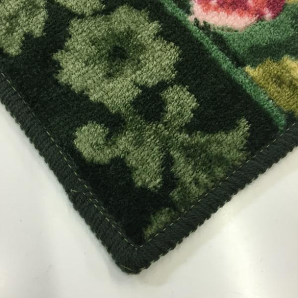 キッチンマット 45cm×60cm エレガントローズ 日本製|san-luna|03