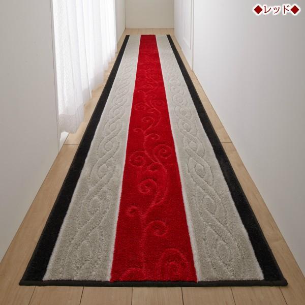 廊下用 カーペット 廊下 マット 80cm×540cm 【ステラ】 トルコ製生地使用 日本製|san-luna|04