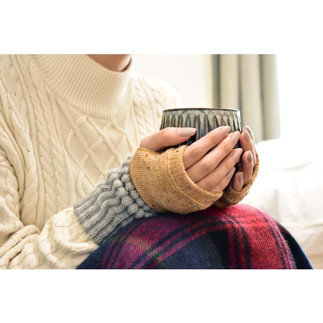 ハンドウォーマー/冷性対策/保温/冷えとり温活/365|sanbyoshi-calm|04