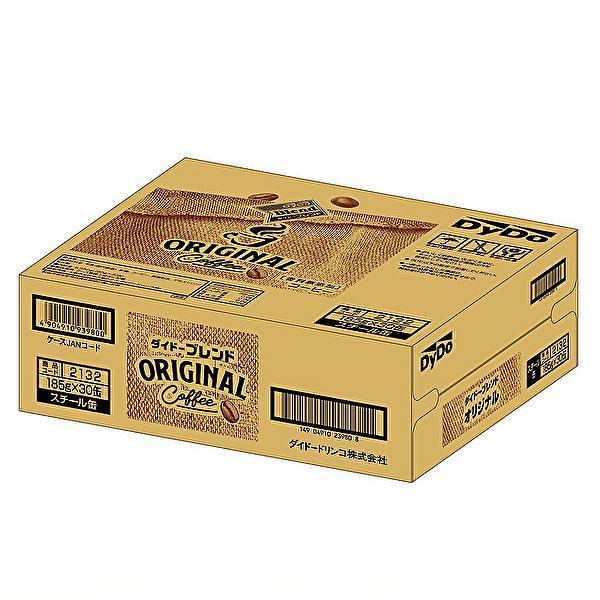 ダイドー ブレンド ブレンドコーヒー オリジナル 185g缶×30本入 DyDo Blend ORIGINAL|sanchoku-support|04