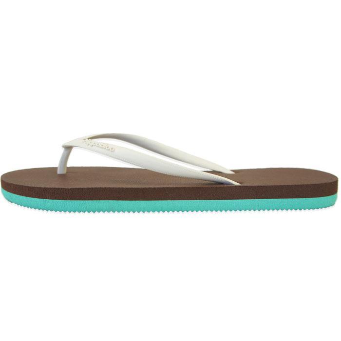 ビーチサンダル マシュマロのように柔らかい天然ゴム 植物由来 ヒッポブルー(hippo bloo) レディース sandals 03