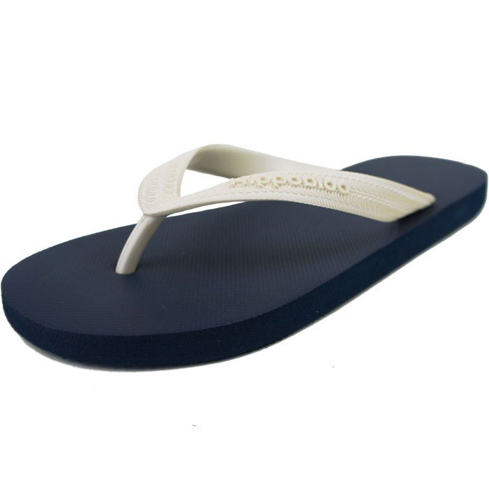 ビーチサンダル マシュマロのように柔らかい天然ゴム 植物由来 ヒッポブルー(hippo bloo) ユニセックス sandals 02