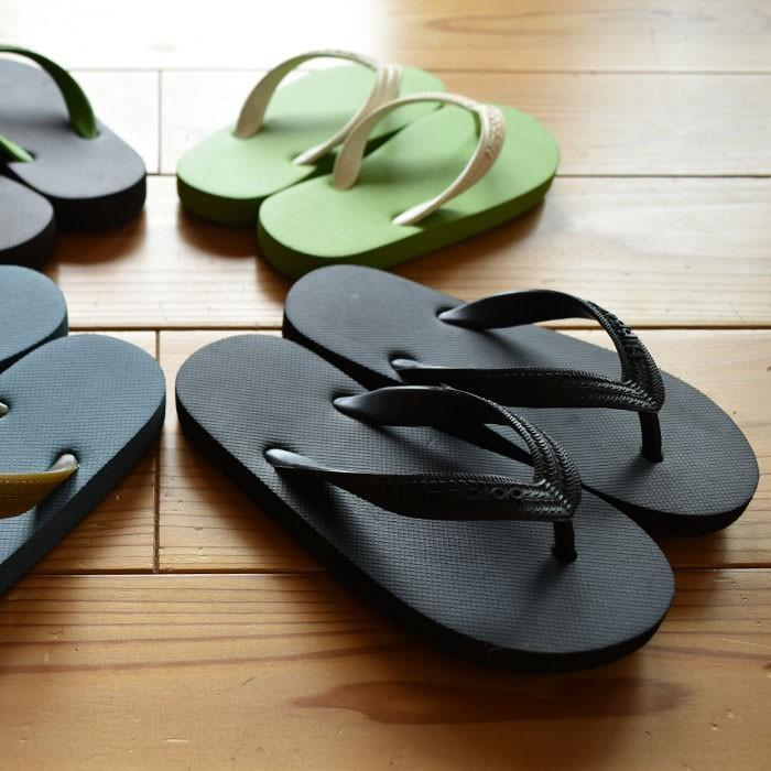 ビーチサンダル マシュマロのように柔らかい天然ゴム 植物由来 ヒッポブルー(hippo bloo) キッズ sandals 02