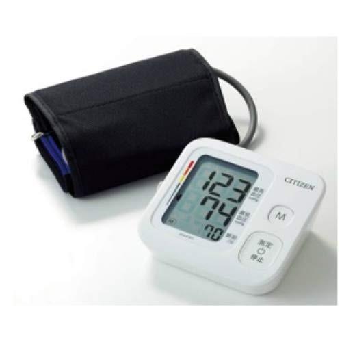 まとめ買い10個セットシチズン 上腕式血圧計 CHUF-311
