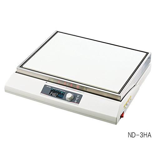 アズワン ホットプレート (NINOS) ND-3LA 300℃ 400×300mm /1-4601-41