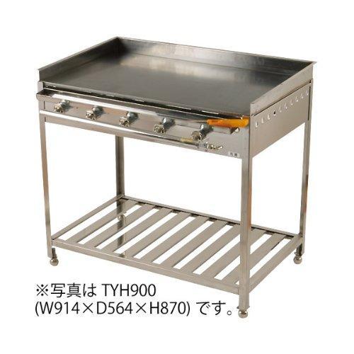 IKK グリドル 高足 スタンダード TYH600A 都市ガス
