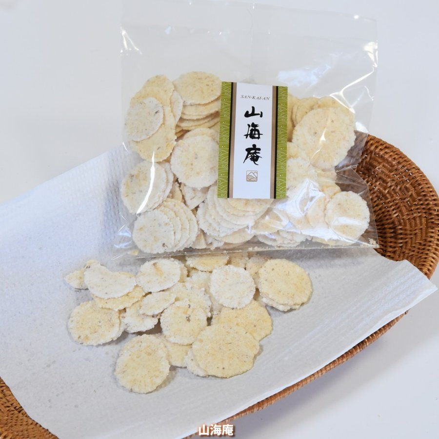 かつお節せんべい 60g ポイント消化|sankaian|05