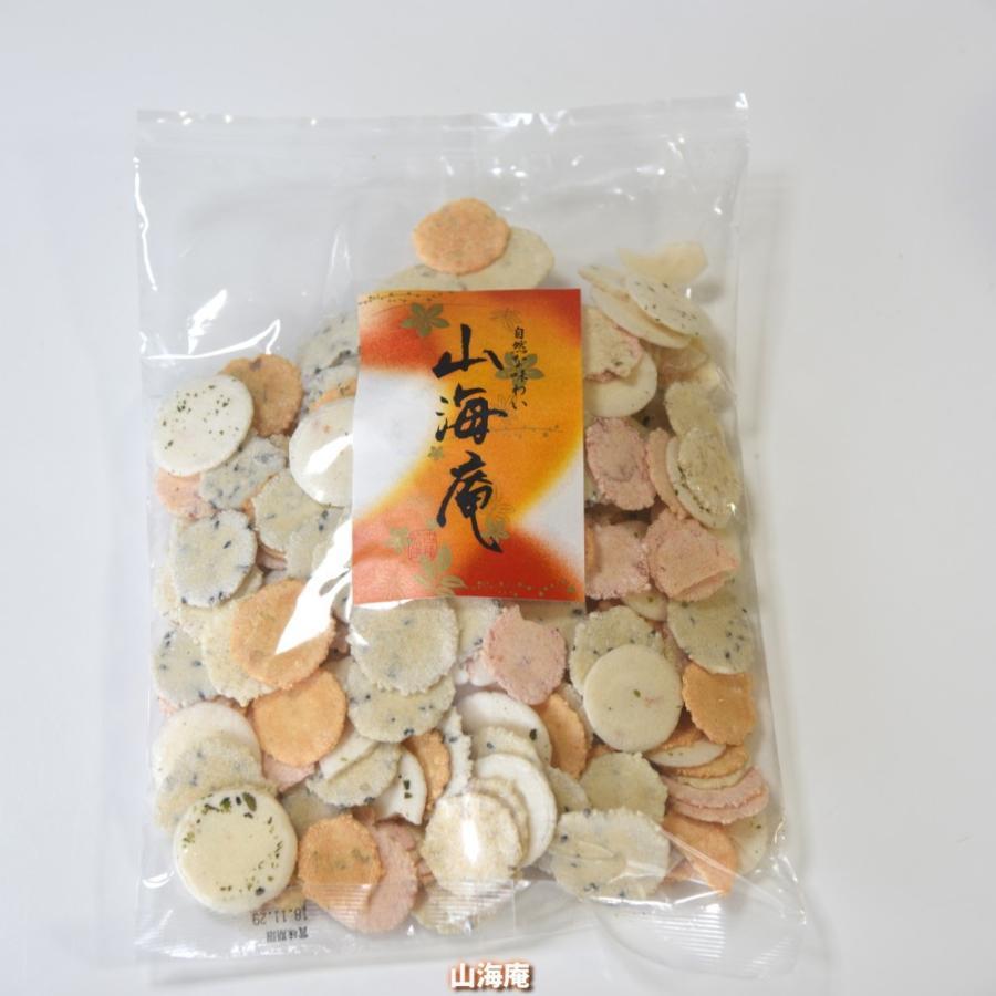 ノンフライミックス 180g(えびせん、ごま、かつお、お好み焼き味、満月の5種類)|sankaian|03