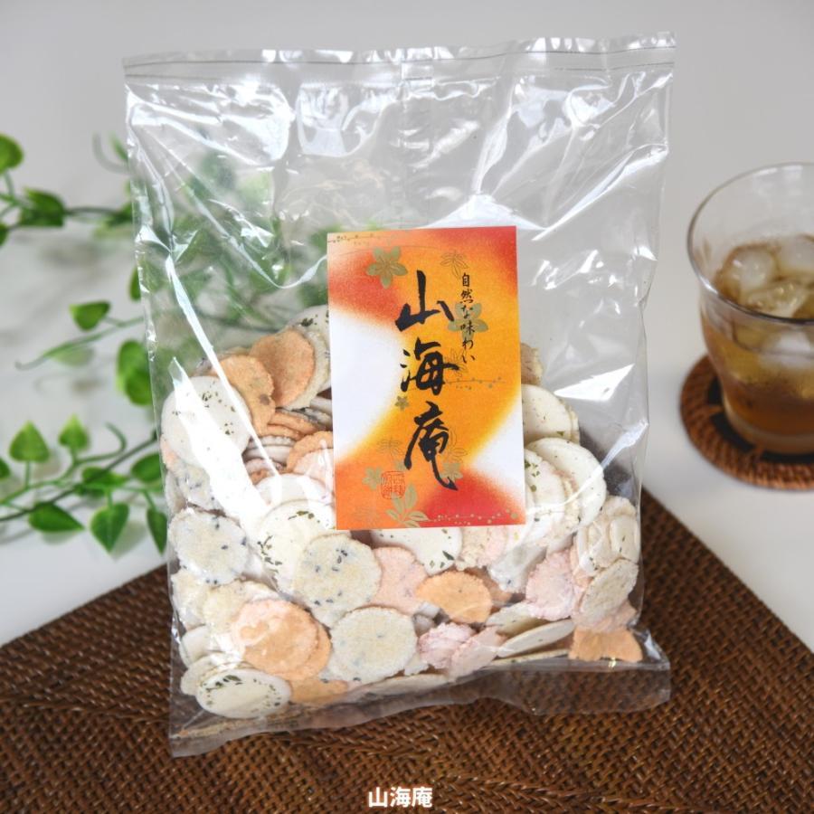 ノンフライミックス 180g(えびせん、ごま、かつお、お好み焼き味、満月の5種類)|sankaian|04