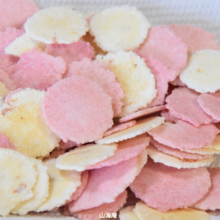 梅とえびのせんべい 60g ヤフー ポイント消化 sankaian