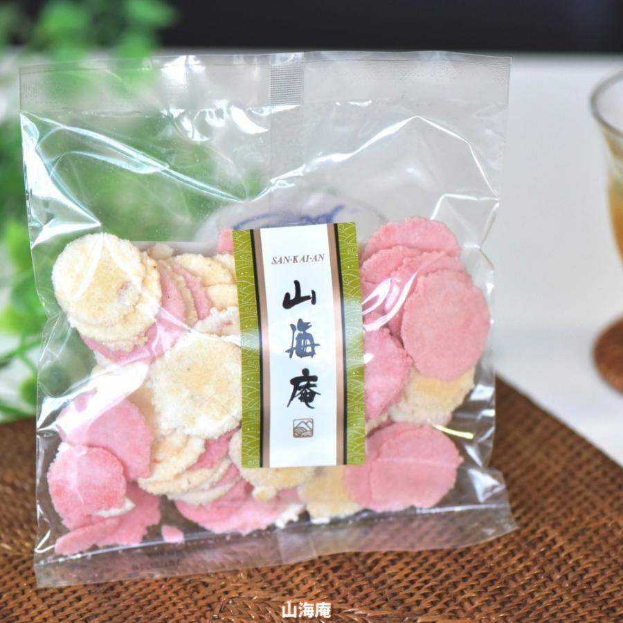 梅とえびのせんべい 60g ヤフー ポイント消化|sankaian|02