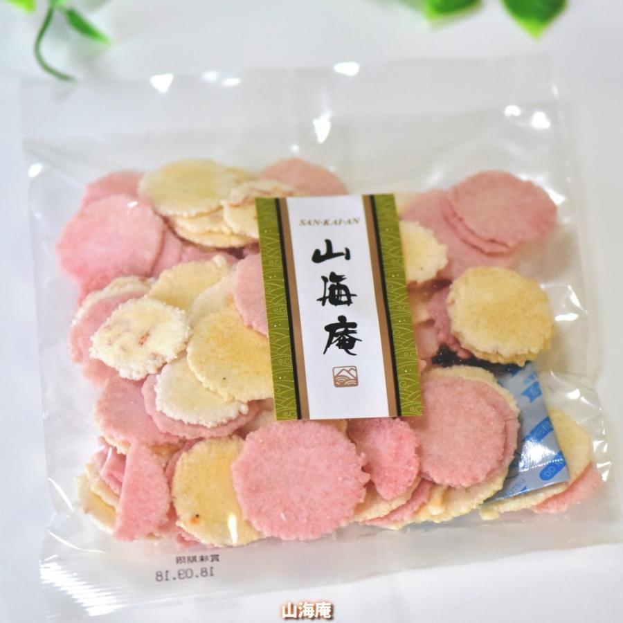 梅とえびのせんべい 60g ヤフー ポイント消化|sankaian|03