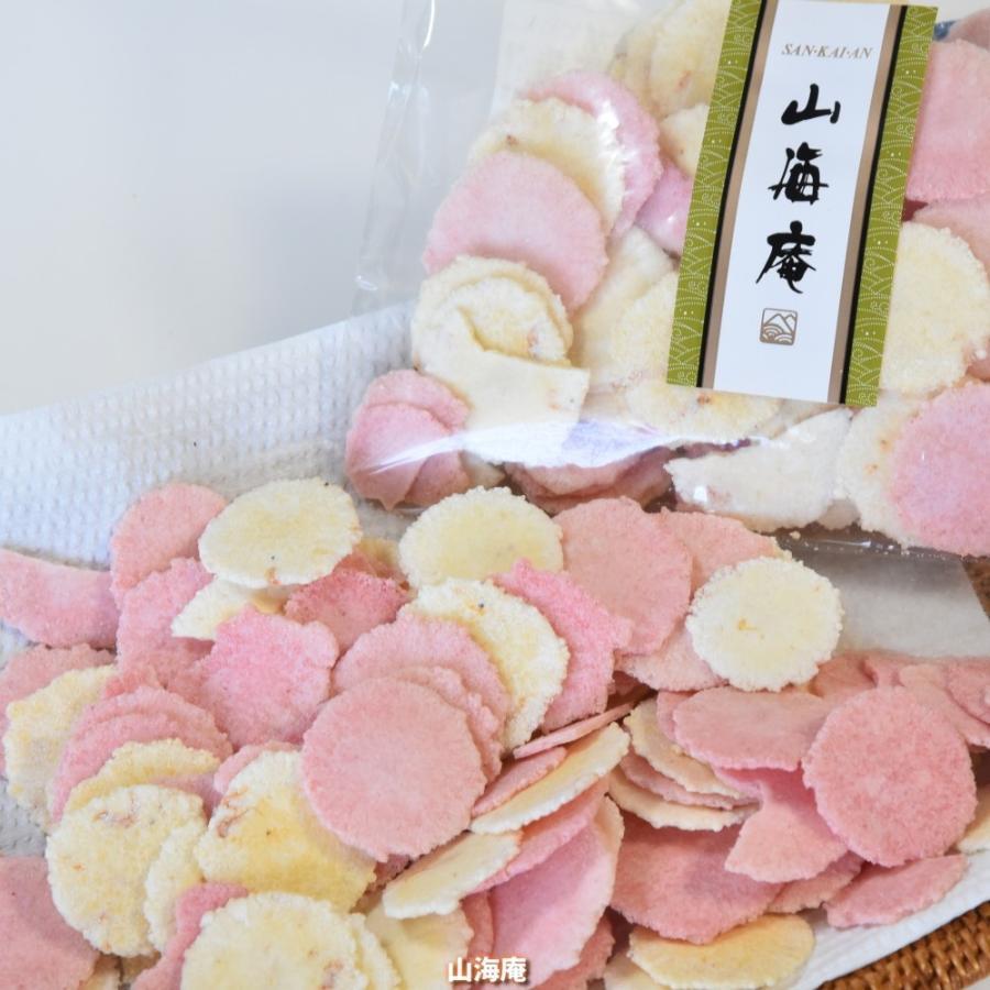 梅とえびのせんべい 60g ヤフー ポイント消化|sankaian|06
