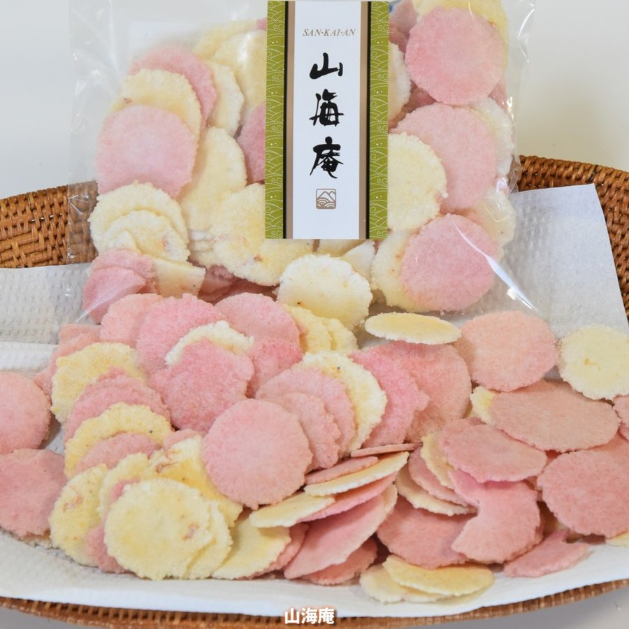 梅とえびのせんべい 60g ヤフー ポイント消化 sankaian 07