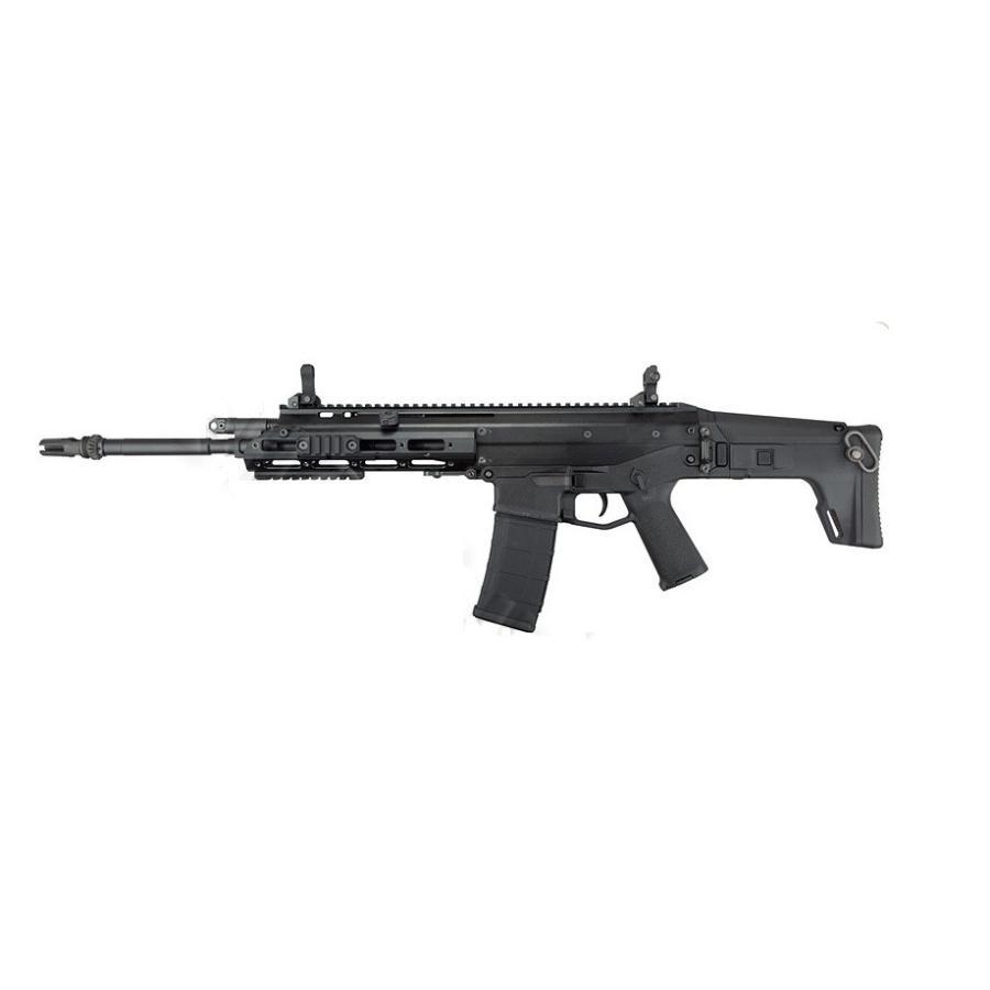 WE ガスブローバックライフル MSK 黒 GBB WE-RM010BK