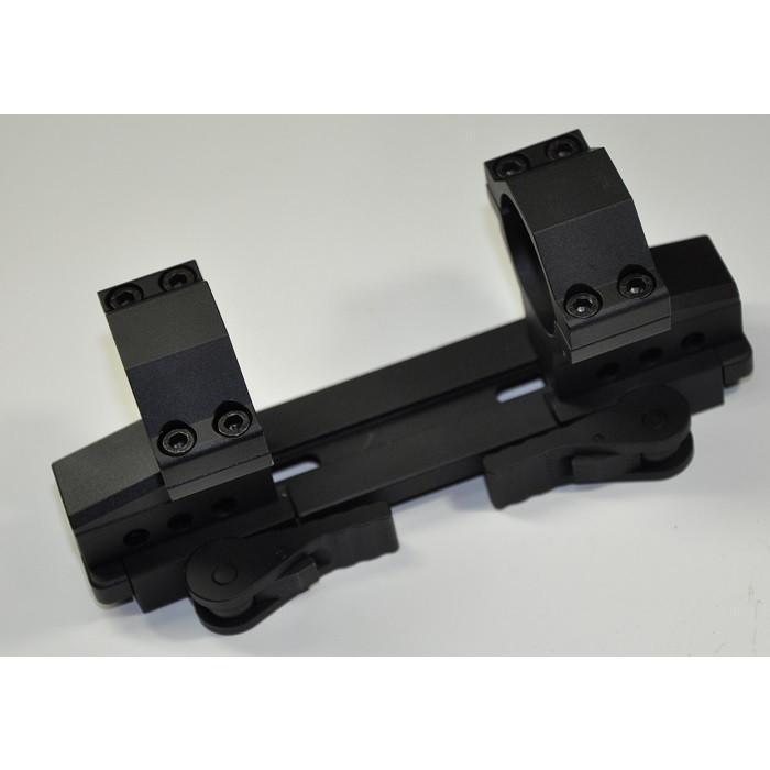 G&P マウントベース QD 30mmリング MOT003-8800