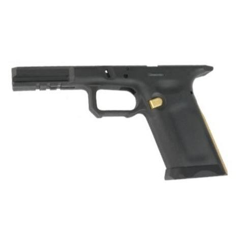 EMG SAI カスタムフレーム 東京マルイ Glock17/18C/22/34用 SalientArms BLUタイプ 16500-WOEE