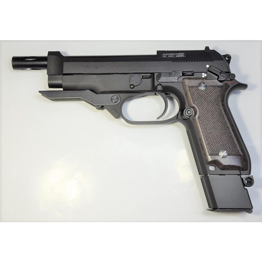 KSC M93R 2nd HW発火式モデルガン