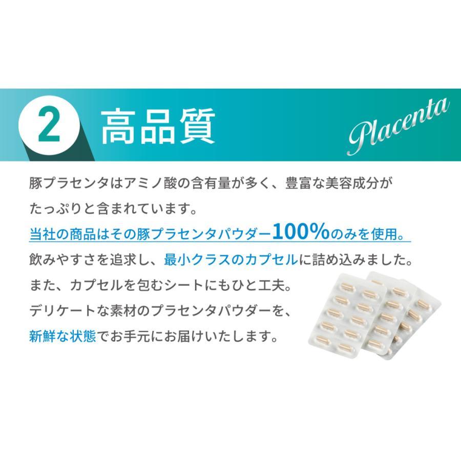 豚プラセンタ サプリ 30粒入り SPF ダイエット 健康 sankyo-bio 03
