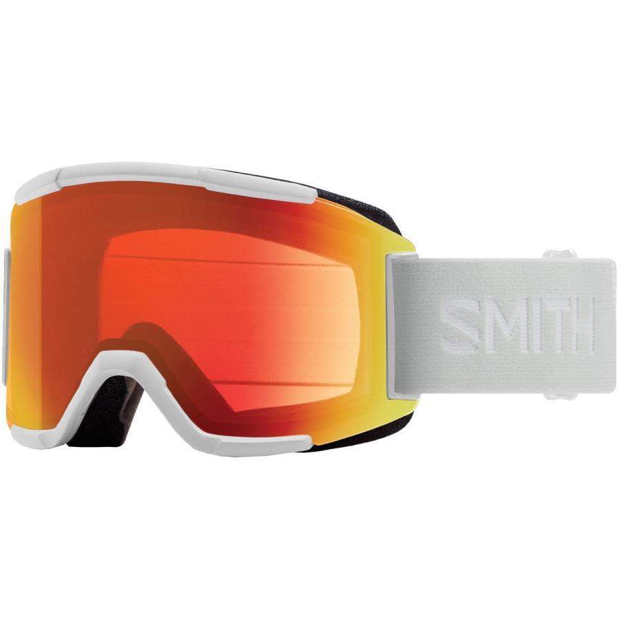 【即出荷】 SMITH スミス 18-19モデル スノーボード ゴーグル Squad ゴーグル スカッド 18-19モデル スカッド Squad WhiteVapor F, カーテン加工センターヤマキヤ:4227ba49 --- airmodconsu.dominiotemporario.com