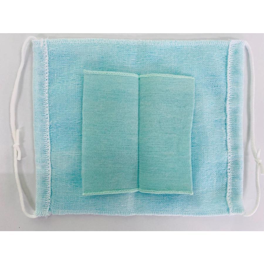 夏用 何度でも 洗える 抗ウイルス マスクシート|sanmo-store|05