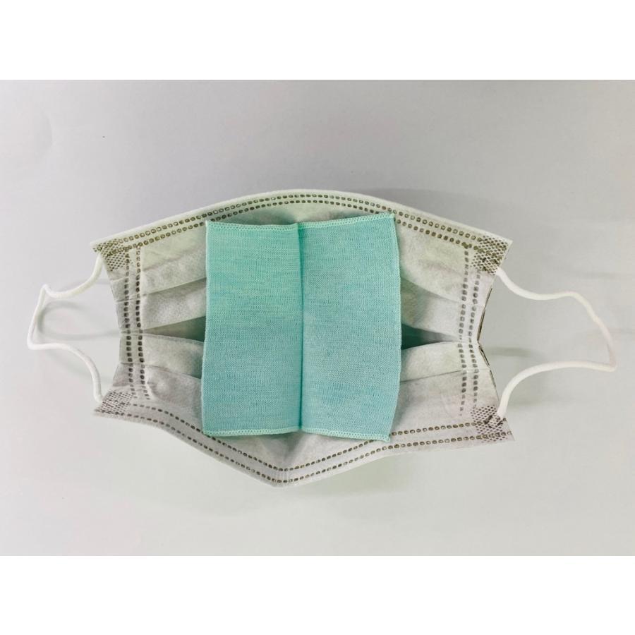 夏用 何度でも 洗える 抗ウイルス マスクシート|sanmo-store|07