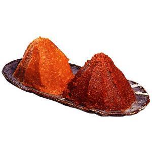 越後みそこめ糀つぶ十麹(赤味噌) 1kg|sanomiso