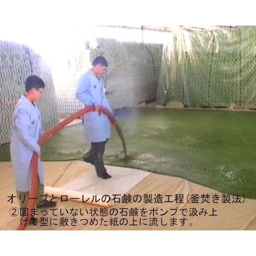 石鹸 オリーブとローレルの石鹸(ノーマル)2個セット sanosyoten 04
