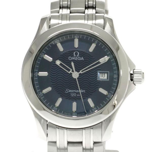 finest selection b98c1 2c14f オメガ メンズ腕時計 シーマスター120 Aランク. 質屋さのや ...