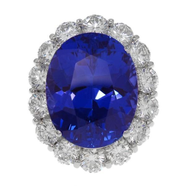 【限定価格セール!】 Aランク.Pt900タンザナイトダイヤリング#13 Aランク., KB1TOOLS:4b93ad2c --- airmodconsu.dominiotemporario.com