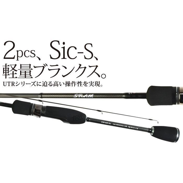 ティクト(TICT) SRAM [スラム] EXR-66T-Sis   (t−rod)