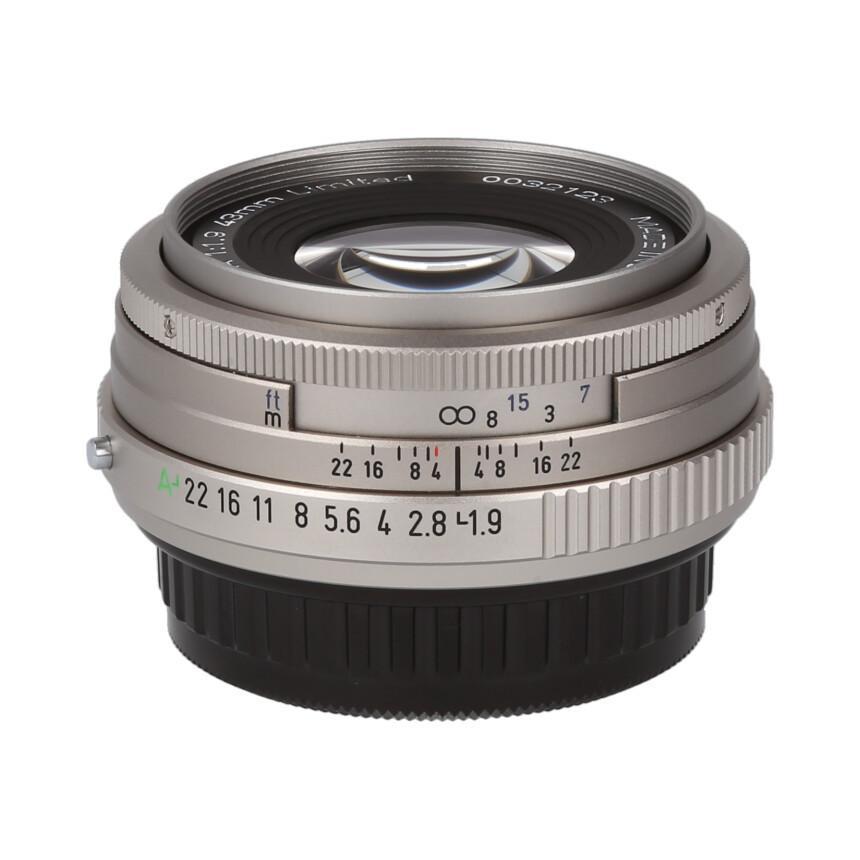 PENTAX SMCペンタFA 43 F1.9 リミテッド Silver【AB】