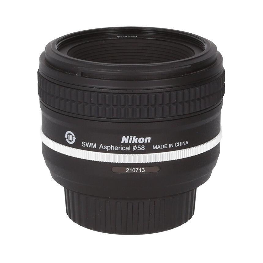 Nikon AF-S50 F1.8G Special Edition 【A】