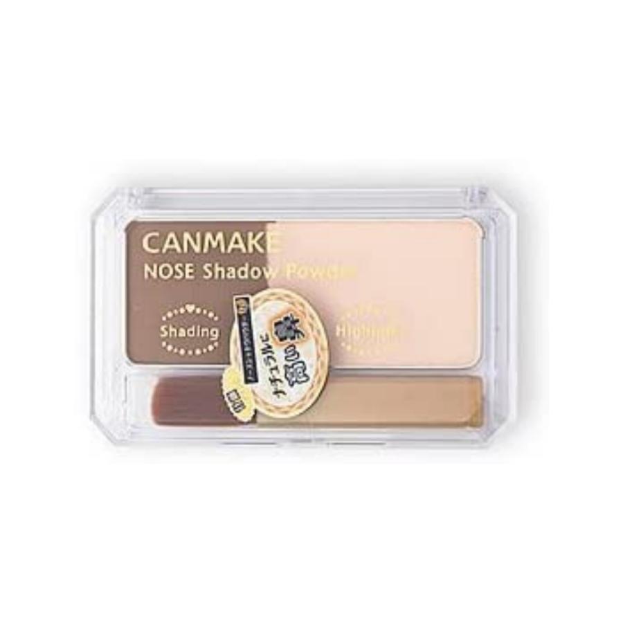 キャンメイク ノーズシャドウパウダー N ナチュラル 6.8g CANMAKE シェーディング