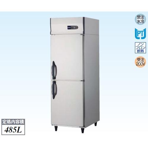 大和冷機 業務用 縦型冷凍庫 281SS W600×D800×H1905(mm) 新品・送料無料・代引不可