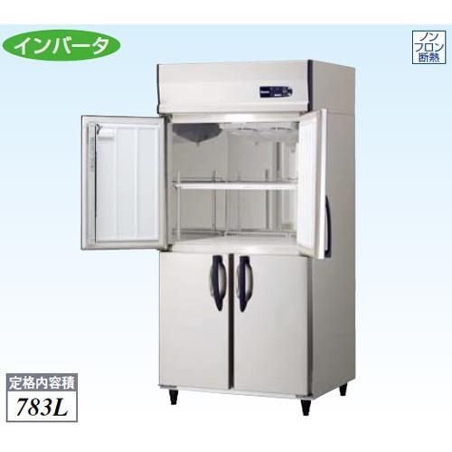 大和冷機 業務用 縦型冷凍庫 303SS-NP-EC W900×D800×H1905(mm) 新品・送料無料・代引不可