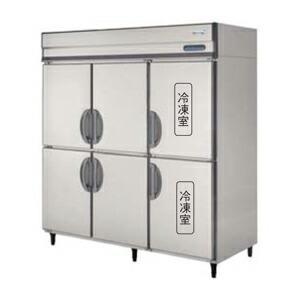 福島工業(フクシマ) 業務用 縦型冷凍冷蔵庫 URN-182PM6 W1790×D650×H1950(mm)受注生産品