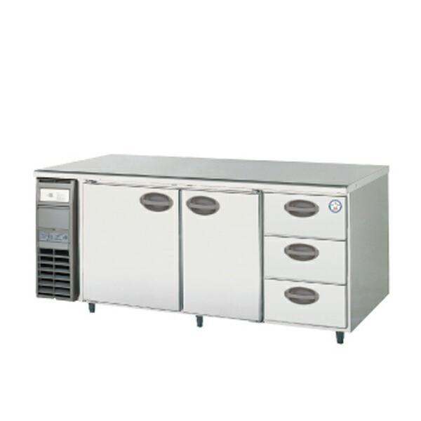 【新品・送料無料・代引不可】フクシマ 業務用ドロワー冷蔵庫 YRW-180RM2-D W1800*D750*H800