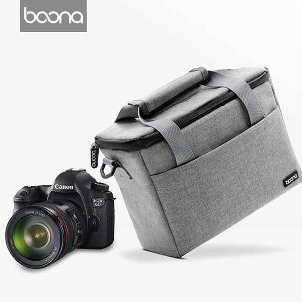 カメラバッグ 一眼レフ バッグ ショルダー カメラケース レンズ収納 おしゃれ|sansuiya|09