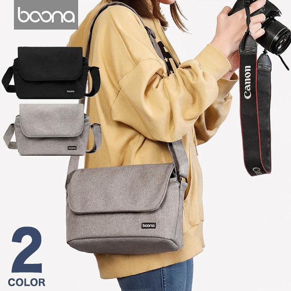 カメラバッグ 一眼レフ バッグ ショルダー カメラケース レンズ収納 おしゃれ|sansuiya
