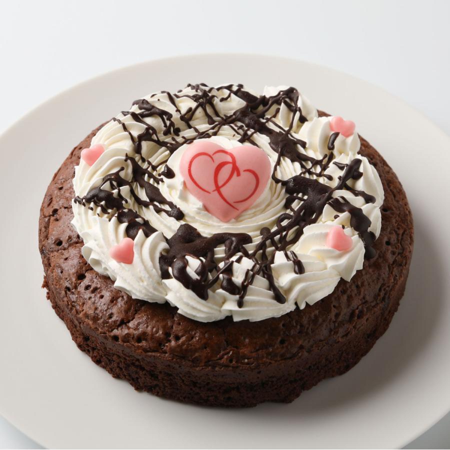 ガトーショコラ5号・誕生日ケーキ・バレンタイン・チョコレートケーキ:送料無料・敬老の日