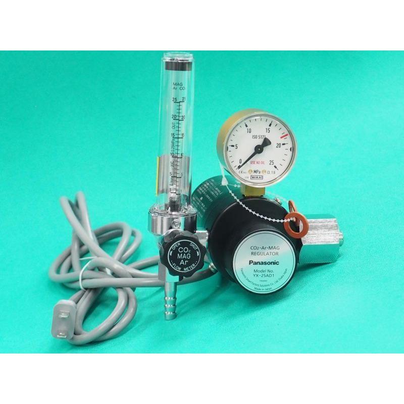 Panasonic純正CO2/MAG調整器 / YX-25AD1