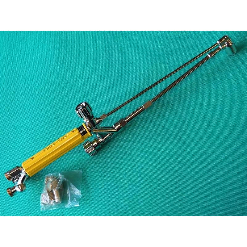 中切セーフティライト切断器(高級品) 本体 酸素・アセチレン用 / 小池酸素 (#30058)