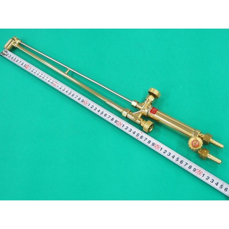 60cmロングタイプ大型A号ガス切断器 阪口製作所 / 酸素・プロパン用 (#30239)