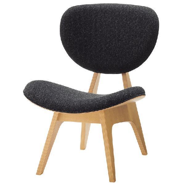 布張り座椅子 中座イス 木製座椅子 天童木工 15色対応