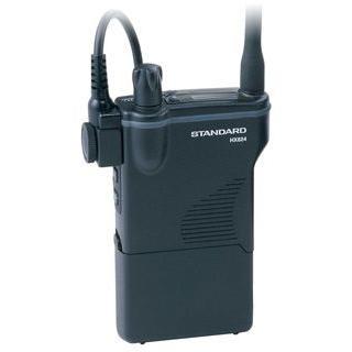 HX824/L(スタンダード/特定小電力無線機/小型トランシーバー)