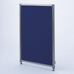 パーティションDパネルシリーズ H1500×W1000ネイビー 受注生産 ついたて 目隠し 仕切り オフィス用家具(OU-1510C3009)(取寄せ)
